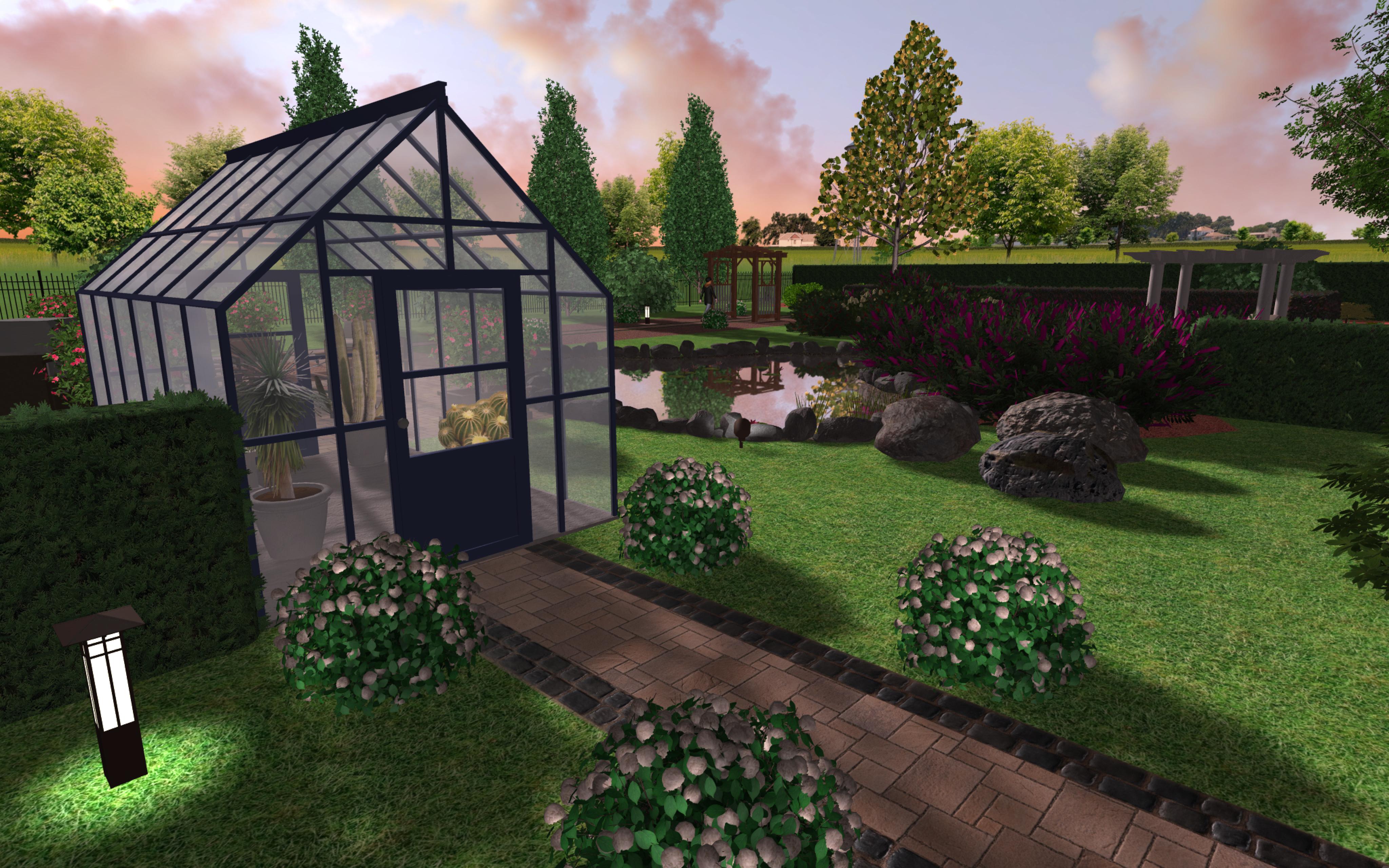 Hoveniersbedrijf s hoekstra tuinaanleg onderhoud for 3d tuin ontwerpen
