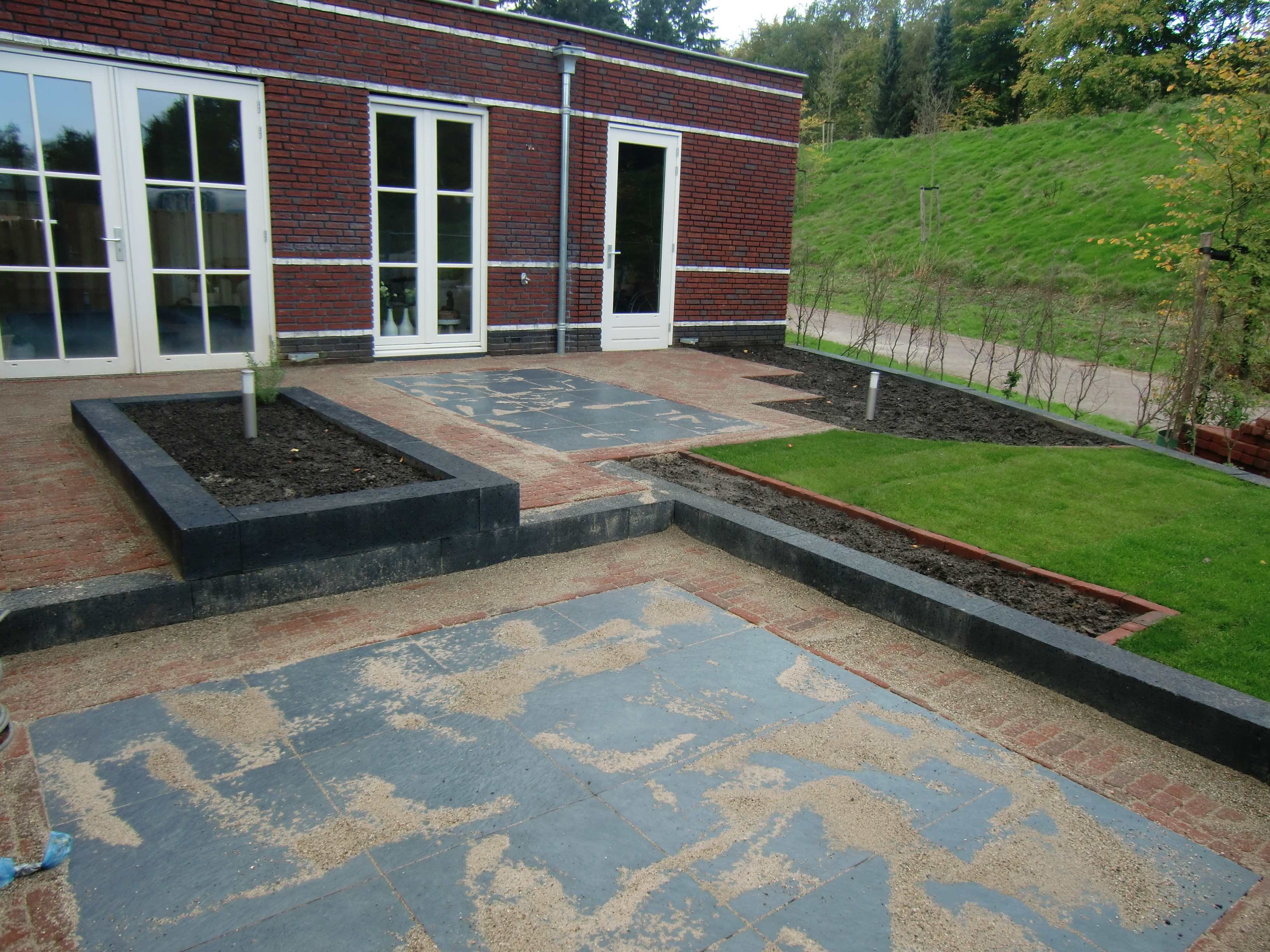Uw tuin hoveniers hoveniernederland for Klein tuin uitleg
